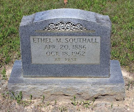 SOUTHALL, ETHEL M. - Prince Edward County, Virginia | ETHEL M. SOUTHALL - Virginia Gravestone Photos