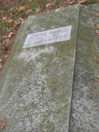 BAILEY, FLORA - Prince George County, Virginia | FLORA BAILEY - Virginia Gravestone Photos