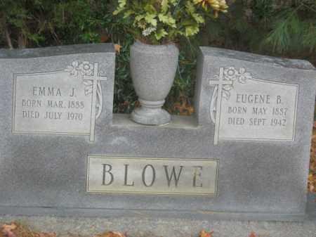 BLOWE, EUGENE B - Prince George County, Virginia   EUGENE B BLOWE - Virginia Gravestone Photos