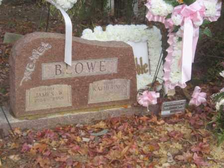 BLOWE, JAMES W - Prince George County, Virginia | JAMES W BLOWE - Virginia Gravestone Photos