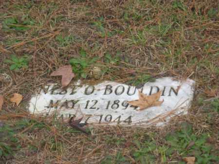 BOULDIN, ERNEST O - Prince George County, Virginia | ERNEST O BOULDIN - Virginia Gravestone Photos
