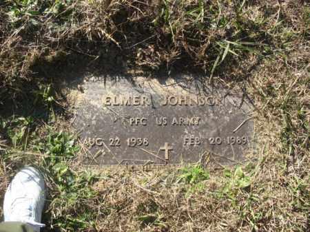 JOHNSON, ELMER - Prince George County, Virginia | ELMER JOHNSON - Virginia Gravestone Photos