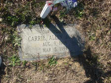 JONES, CARRIE - Prince George County, Virginia   CARRIE JONES - Virginia Gravestone Photos