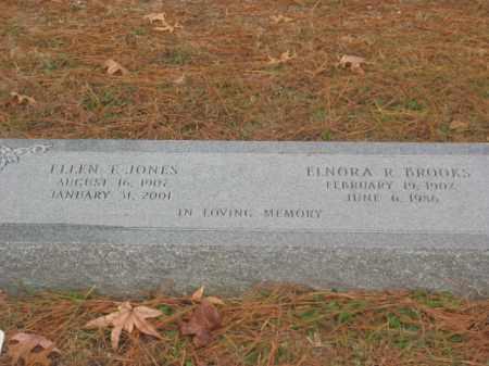 JONES, ELLEN T - Prince George County, Virginia | ELLEN T JONES - Virginia Gravestone Photos