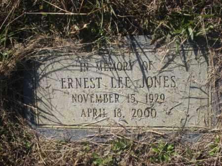 JONES, ERNEST LEE - Prince George County, Virginia | ERNEST LEE JONES - Virginia Gravestone Photos
