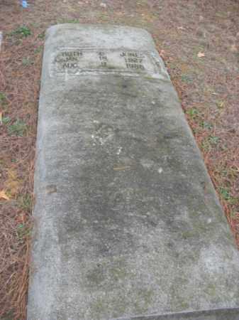 JONES, RUTH B - Prince George County, Virginia   RUTH B JONES - Virginia Gravestone Photos