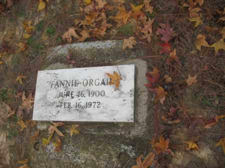 ORGAIN, FANNIE - Prince George County, Virginia | FANNIE ORGAIN - Virginia Gravestone Photos