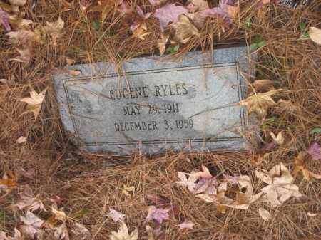 RYLES, EUGENE - Prince George County, Virginia | EUGENE RYLES - Virginia Gravestone Photos