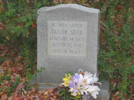 STITH, TAYLOR - Prince George County, Virginia   TAYLOR STITH - Virginia Gravestone Photos