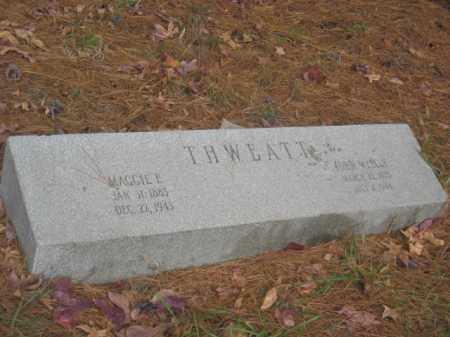 THWEATT, JOHN WESLEY - Prince George County, Virginia | JOHN WESLEY THWEATT - Virginia Gravestone Photos