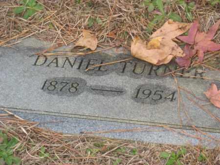 TURNER, DANIEL - Prince George County, Virginia   DANIEL TURNER - Virginia Gravestone Photos
