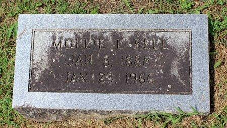 BELL, MOLLIE L. - Pulaski County, Virginia | MOLLIE L. BELL - Virginia Gravestone Photos