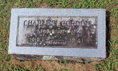 MCDOWELL, CHARLES GORDON - Pulaski County, Virginia | CHARLES GORDON MCDOWELL - Virginia Gravestone Photos