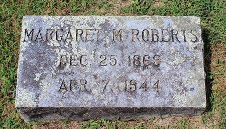 ROBERTS, MARGARET M. - Pulaski County, Virginia | MARGARET M. ROBERTS - Virginia Gravestone Photos