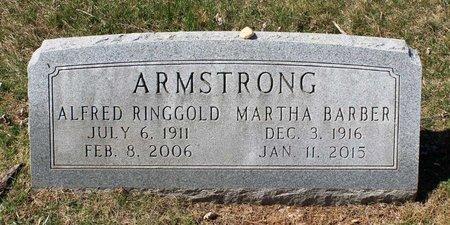 ARMSTRONG, ALFRED RINGGOLD - Rappahannock County, Virginia | ALFRED RINGGOLD ARMSTRONG - Virginia Gravestone Photos