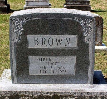 BROWN, ROBERT LEE - Rappahannock County, Virginia | ROBERT LEE BROWN - Virginia Gravestone Photos