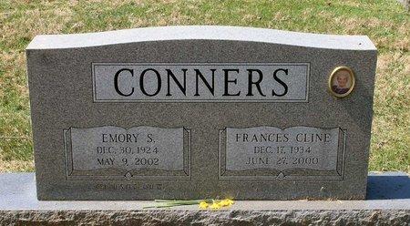 CLINE CONNERS, FRANCES - Rappahannock County, Virginia | FRANCES CLINE CONNERS - Virginia Gravestone Photos