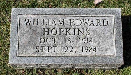 HOPKINS, WILLIAM EDWARD - Rappahannock County, Virginia | WILLIAM EDWARD HOPKINS - Virginia Gravestone Photos