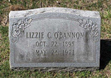 O'BANNON, LIZZIE C. - Rappahannock County, Virginia | LIZZIE C. O'BANNON - Virginia Gravestone Photos