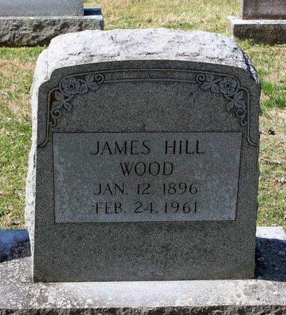 WOOD, JAMES HILL - Rappahannock County, Virginia | JAMES HILL WOOD - Virginia Gravestone Photos