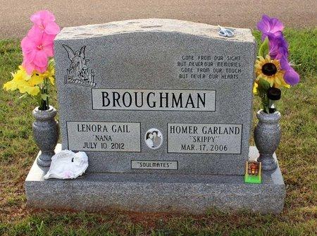 BROUGHMAN, HOMER GARLAND - Roanoke County, Virginia | HOMER GARLAND BROUGHMAN - Virginia Gravestone Photos