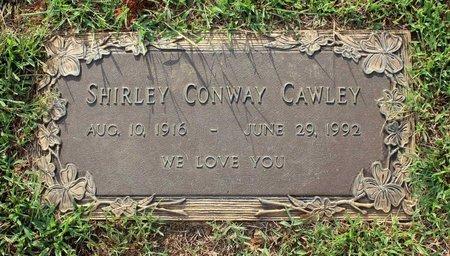 CAWLEY, SHIRLEY - Roanoke County, Virginia | SHIRLEY CAWLEY - Virginia Gravestone Photos