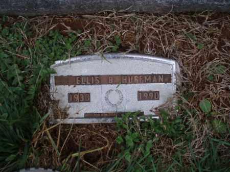 HUFFMAN, ELLIS B - Roanoke County, Virginia   ELLIS B HUFFMAN - Virginia Gravestone Photos