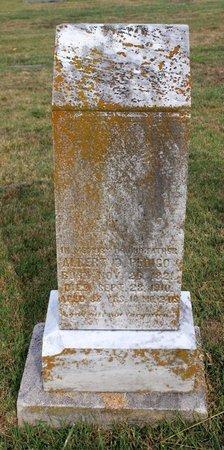 PEDIGO, ALBERT G. - Roanoke County, Virginia | ALBERT G. PEDIGO - Virginia Gravestone Photos
