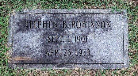 ROBINSON, STEPHEN B. - Roanoke County, Virginia | STEPHEN B. ROBINSON - Virginia Gravestone Photos