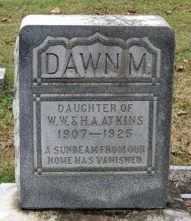 ATKINS, DAWN M. - Rockingham County, Virginia | DAWN M. ATKINS - Virginia Gravestone Photos