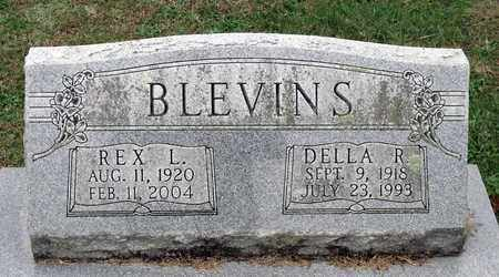 BLEVINS, REX L. - Rockingham County, Virginia | REX L. BLEVINS - Virginia Gravestone Photos