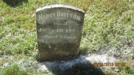 FUNK BRITTON, NANCY - Rockingham County, Virginia | NANCY FUNK BRITTON - Virginia Gravestone Photos