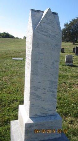 BUSH, REBECCA - Rockingham County, Virginia | REBECCA BUSH - Virginia Gravestone Photos