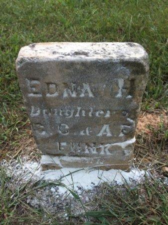 FUNK, EDNA H. - Rockingham County, Virginia | EDNA H. FUNK - Virginia Gravestone Photos