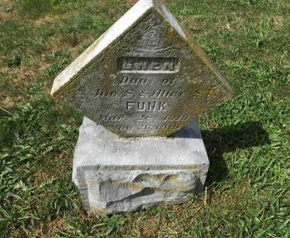 FUNK, GWEN - Rockingham County, Virginia   GWEN FUNK - Virginia Gravestone Photos