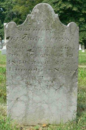 FUNK, GEORGE - Rockingham County, Virginia   GEORGE FUNK - Virginia Gravestone Photos