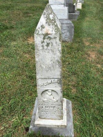 FUNK, HOMER - Rockingham County, Virginia | HOMER FUNK - Virginia Gravestone Photos