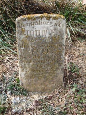 FUNK, JOHN F. - Rockingham County, Virginia | JOHN F. FUNK - Virginia Gravestone Photos