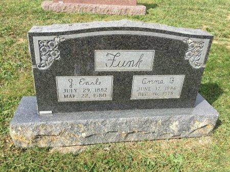 FUNK, ANNA BELLE - Rockingham County, Virginia | ANNA BELLE FUNK - Virginia Gravestone Photos