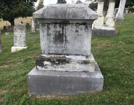 "FUNK, ISADORA BETTIE ""DORA"" - Rockingham County, Virginia | ISADORA BETTIE ""DORA"" FUNK - Virginia Gravestone Photos"