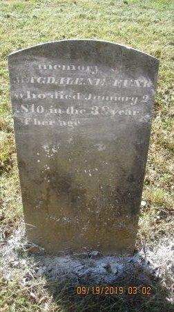 FUNK, MAGDALENE - Rockingham County, Virginia   MAGDALENE FUNK - Virginia Gravestone Photos