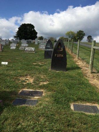 FUNK, AURILLA - Rockingham County, Virginia | AURILLA FUNK - Virginia Gravestone Photos