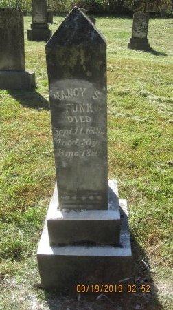 FUNK, NANCY SCOTT - Rockingham County, Virginia | NANCY SCOTT FUNK - Virginia Gravestone Photos