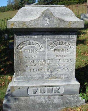 FUNK, REV. TIMOTHY - Rockingham County, Virginia | REV. TIMOTHY FUNK - Virginia Gravestone Photos