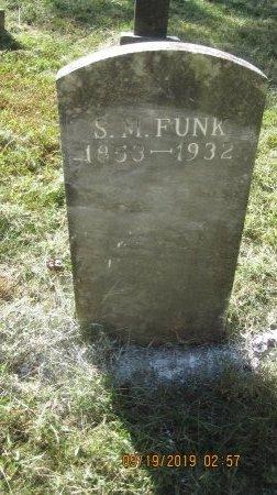 FUNK, SOLOMON MARTIN - Rockingham County, Virginia   SOLOMON MARTIN FUNK - Virginia Gravestone Photos