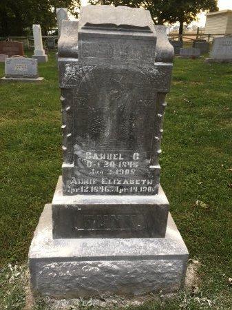 FUNK, ANNIE ELIZABETH - Rockingham County, Virginia | ANNIE ELIZABETH FUNK - Virginia Gravestone Photos