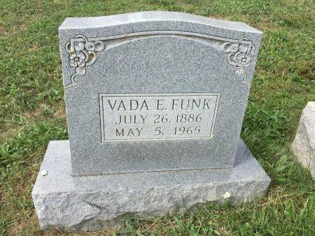 FUNK, VADA ELIZABETH - Rockingham County, Virginia   VADA ELIZABETH FUNK - Virginia Gravestone Photos