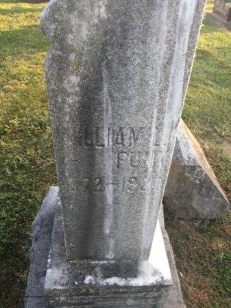 FUNK, WILLIAM LOCKHART - Rockingham County, Virginia | WILLIAM LOCKHART FUNK - Virginia Gravestone Photos