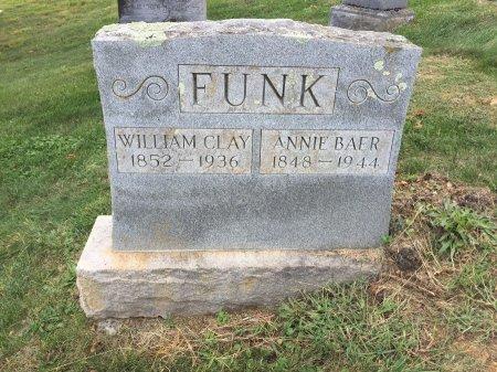 FUNK, WILLIAM CLAY - Rockingham County, Virginia | WILLIAM CLAY FUNK - Virginia Gravestone Photos