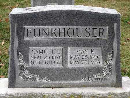 FUNKHOUSER, MAY K. - Rockingham County, Virginia | MAY K. FUNKHOUSER - Virginia Gravestone Photos